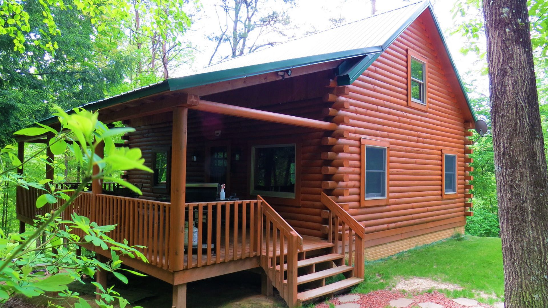 Cabin at the Preserve Hocking Hills