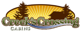 Creek's Crossing Cabins - Log Cabins in Hocking Hills