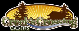 Creek's Crossing Cabins - Log Cabins in Hocking Hills